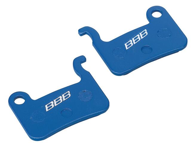 bbb DiscStop BBS-54 Shimano blauw